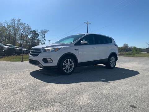 2017 Ford Escape for sale at Madden Motors LLC in Iva SC