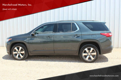 2020 Chevrolet Traverse for sale at Harchelroad Motors, Inc. in Imperial NE