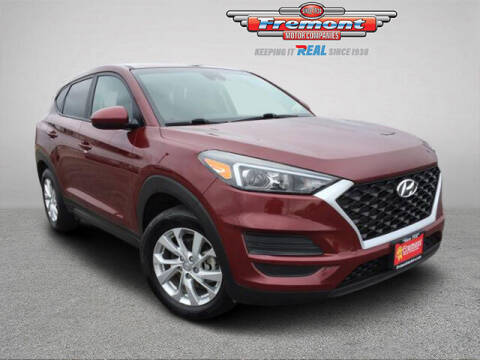 2019 Hyundai Tucson for sale at Rocky Mountain Commercial Trucks in Casper WY