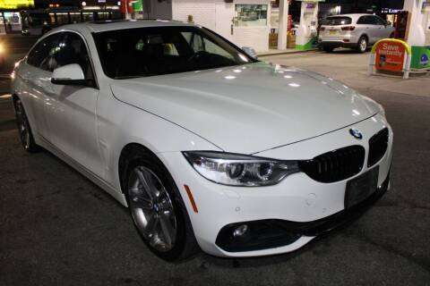 2016 BMW 4 Series for sale at LIBERTY AUTOLAND INC in Jamaica NY