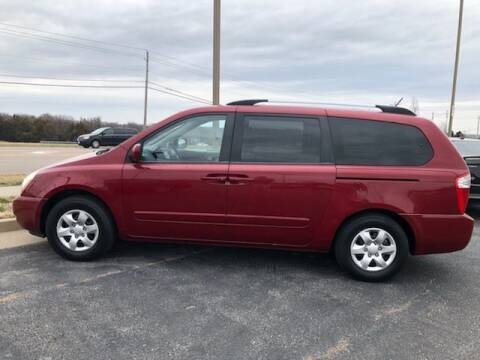 2009 Kia Sedona for sale at MnM The Next Generation in Jefferson City MO