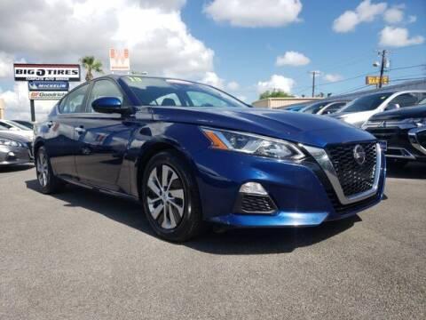 2019 Nissan Altima for sale at All Star Mitsubishi in Corpus Christi TX