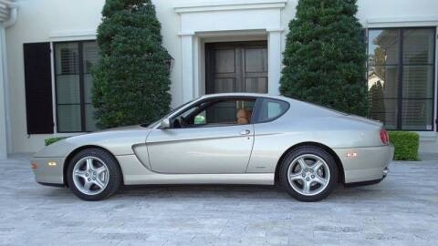2000 Ferrari 456M for sale at Premier Luxury Cars in Oakland Park FL
