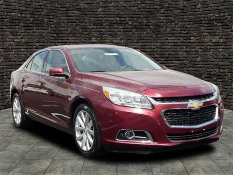 2015 Chevrolet Malibu for sale at Ron's Automotive in Manchester MD