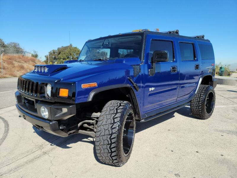 2007 HUMMER H2 for sale at L.A. Vice Motors in San Pedro CA