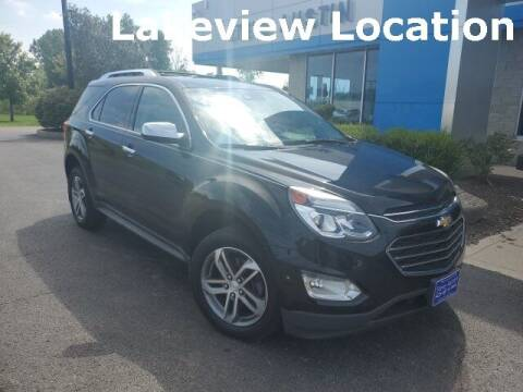 2017 Chevrolet Equinox for sale at Austins At The Lake in Lakeview OH