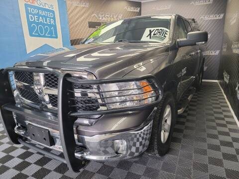 2018 RAM Ram Pickup 1500 for sale at X Drive Auto Sales Inc. in Dearborn Heights MI