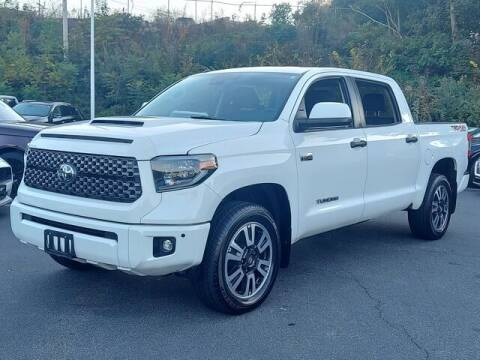 2019 Toyota Tundra for sale at Automall Collection in Peabody MA