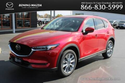 2021 Mazda CX-5 for sale at Bening Mazda in Cape Girardeau MO