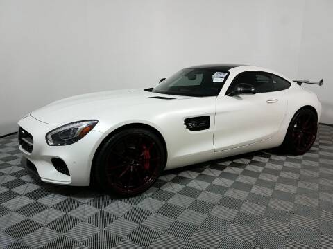 2016 Mercedes-Benz AMG GT for sale at Auto Gallery LLC in Burlington WI