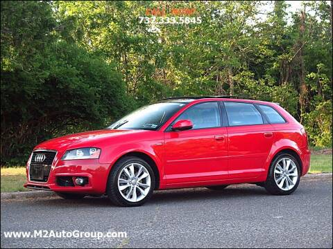 2012 Audi A3 for sale at M2 Auto Group Llc. EAST BRUNSWICK in East Brunswick NJ
