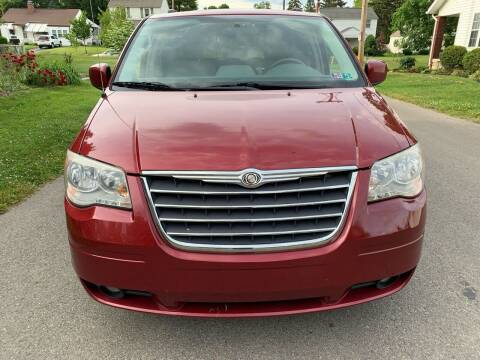 2010 Chrysler Town and Country for sale at Via Roma Auto Sales in Columbus OH