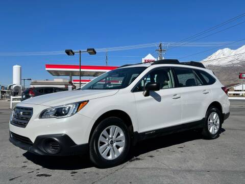 2017 Subaru Outback for sale at Ultimate Auto Sales Of Orem in Orem UT