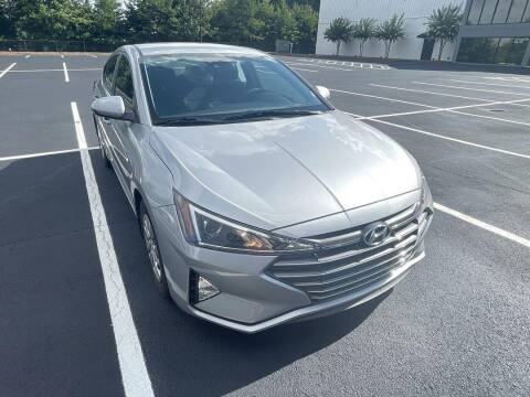 2020 Hyundai Elantra for sale at CU Carfinders in Norcross GA