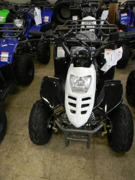 2021 OFFROAD MALL 1052 110cc Youth ATV for sale at A C Auto Sales in Elkton MD