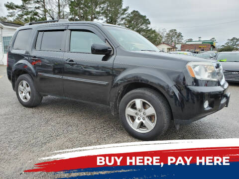 2011 Honda Pilot for sale at Rodgers Enterprises in North Charleston SC