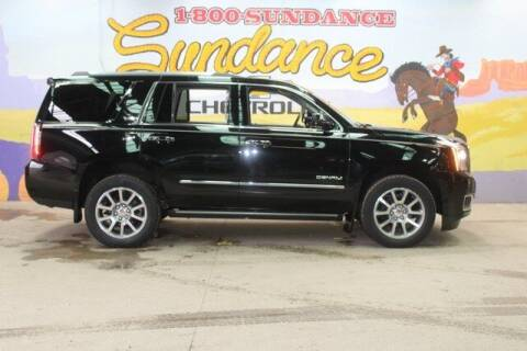 2015 GMC Yukon for sale at Sundance Chevrolet in Grand Ledge MI