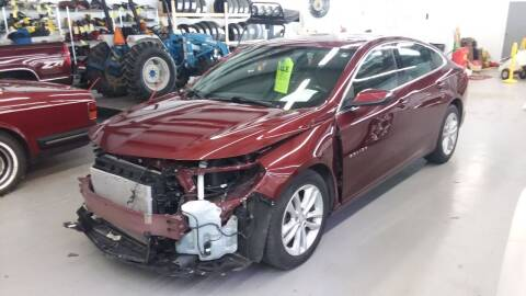 2016 Chevrolet Malibu for sale at Adams Enterprises in Knightstown IN