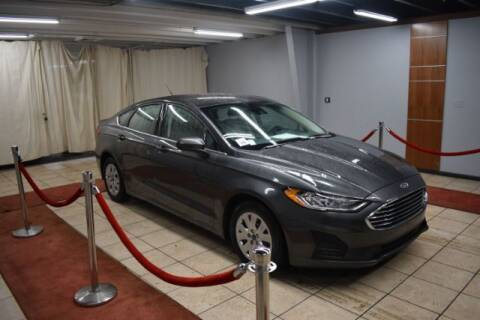 2019 Ford Fusion for sale at Adams Auto Group Inc. in Charlotte NC