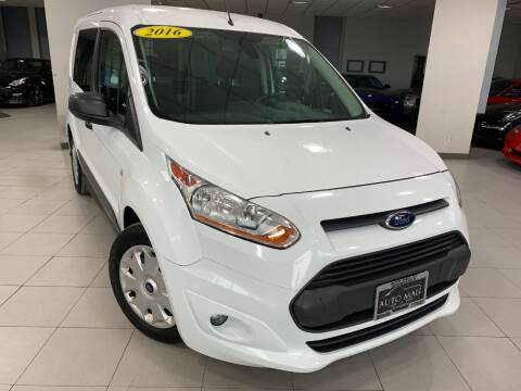 2016 Ford Transit Connect Cargo for sale at Auto Mall of Springfield in Springfield IL