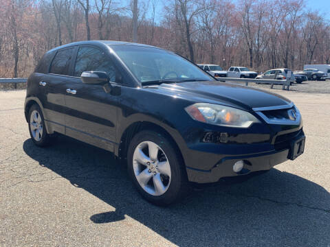 2009 Acura RDX for sale at George Strus Motors Inc. in Newfoundland NJ