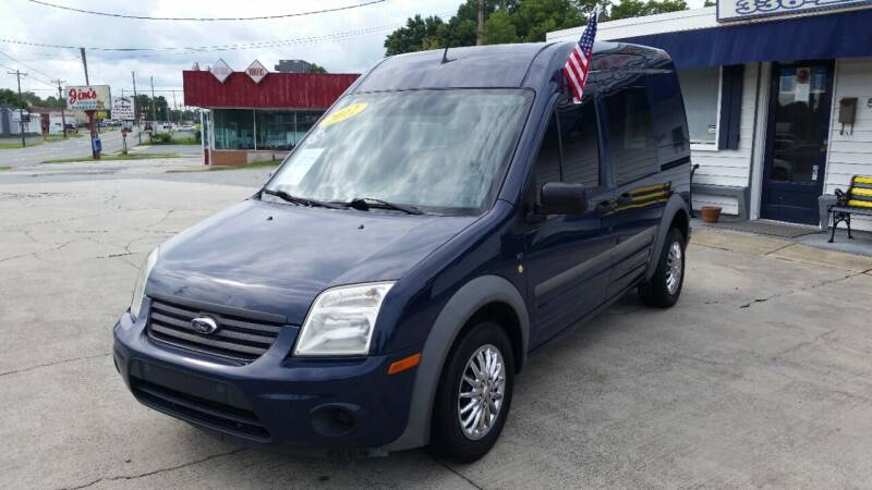 2012 Ford Transit Connect for sale at West Elm Motors in Graham NC
