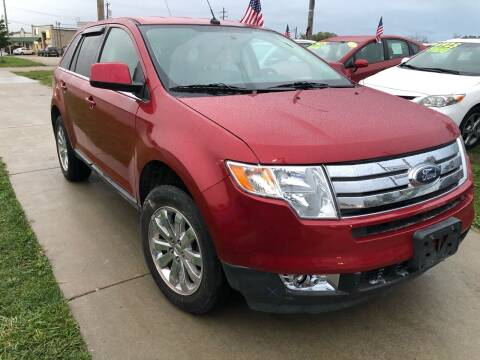 2010 Ford Edge for sale at Wyss Auto in Oak Creek WI