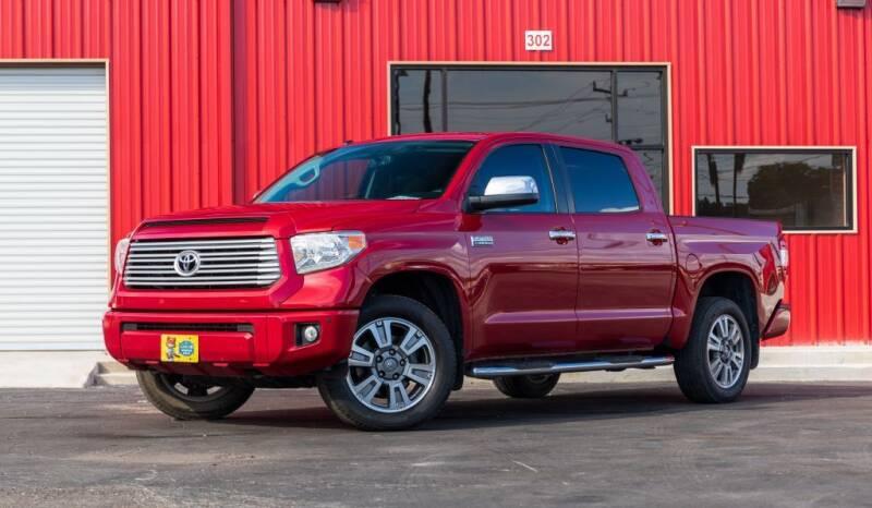 2017 Toyota Tundra for sale at Kelley Autoplex in San Antonio TX