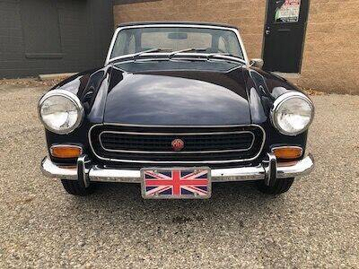 1970 MG Midget for sale at MICHAEL'S AUTO SALES in Mount Clemens MI