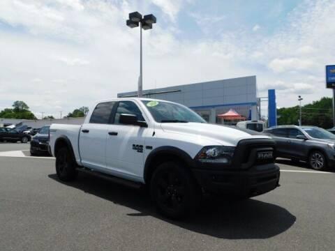 2020 RAM Ram Pickup 1500 Classic for sale at Radley Cadillac in Fredericksburg VA