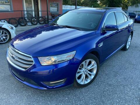 2013 Ford Taurus for sale at CHECK  AUTO INC. in Tampa FL