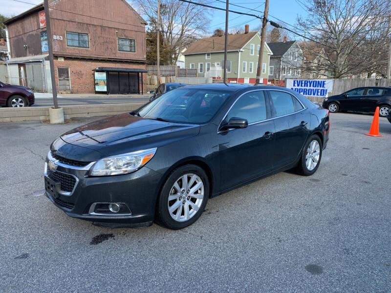 2015 Chevrolet Malibu for sale at Capital Auto Sales in Providence RI