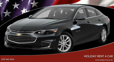 2019 Chevrolet Malibu for sale at Holiday Rent A Car in Hobart IN
