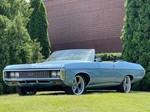 1969 Chevrolet Impala for sale at Classic Auto Haus in Geneva IL