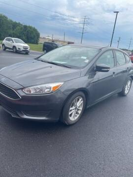 2016 Ford Focus for sale at COYLE GM - COYLE NISSAN - New Inventory in Clarksville IN