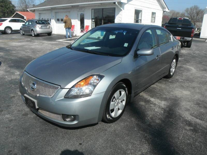 2007 Nissan Altima for sale at Morelock Motors INC in Maryville TN