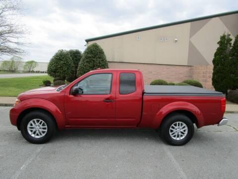 2014 Nissan Frontier for sale at JON DELLINGER AUTOMOTIVE in Springdale AR