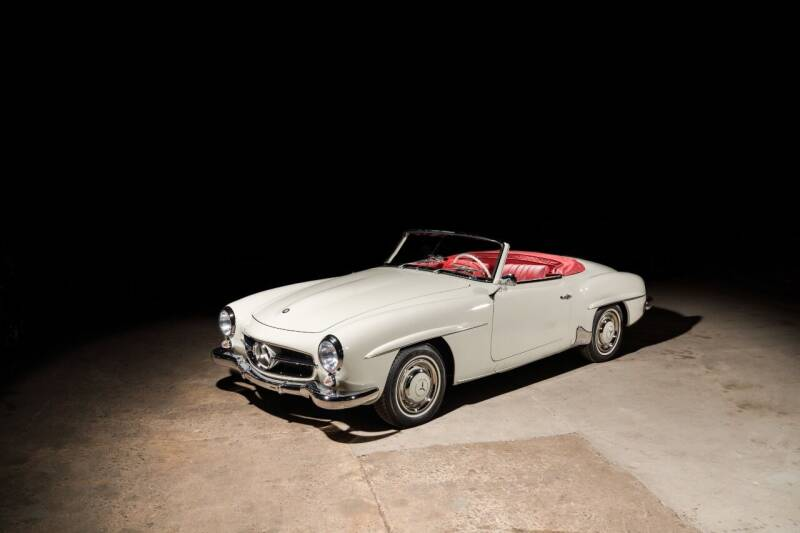 1958 Mercedes-Benz 190-Class for sale in Philadelphia, PA