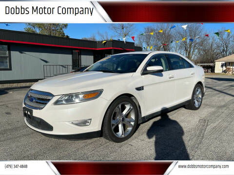 2012 Ford Taurus for sale at Dobbs Motor Company in Springdale AR