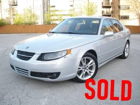 2008 Saab 9-5 for sale at Autobahn Motors USA in Kansas City MO