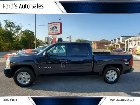 2008 Chevrolet Silverado 1500 for sale at Ford's Auto Sales in Kingsport TN