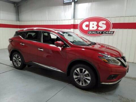 2018 Nissan Murano for sale at CBS Quality Cars in Durham NC