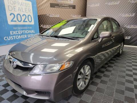 2009 Honda Civic for sale at X Drive Auto Sales Inc. in Dearborn Heights MI