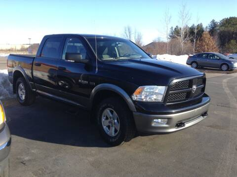 2009 Dodge Ram Pickup 1500 for sale at Bruns & Sons Auto in Plover WI