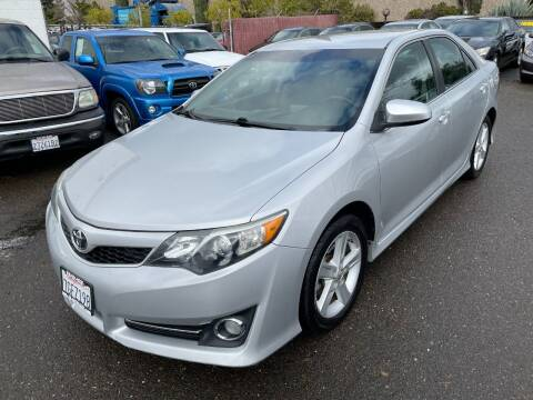 2014 Toyota Camry for sale at C. H. Auto Sales in Citrus Heights CA