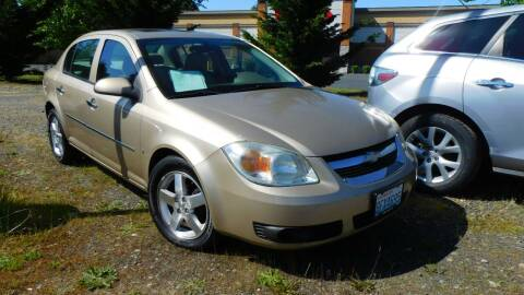 2006 Chevrolet Cobalt for sale at M & M Auto Sales LLc in Olympia WA
