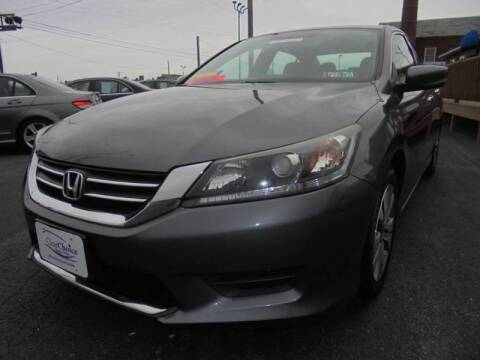 2015 Honda Accord for sale at Clear Choice Auto Sales in Mechanicsburg PA