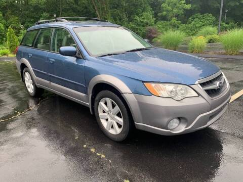 2008 Subaru Outback for sale at Volpe Preowned in North Branford CT