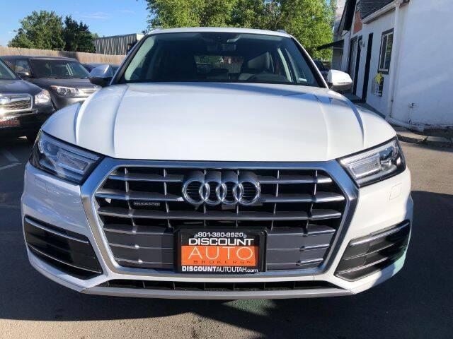 2019 Audi Q5 for sale at Discount Auto Brokers Inc. in Lehi UT