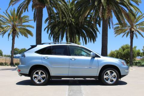 2007 Lexus RX 350 for sale at Miramar Sport Cars in San Diego CA
